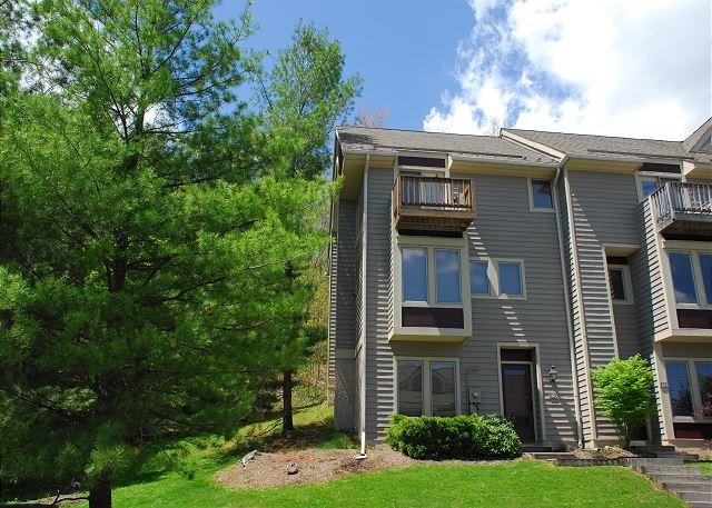 Exterior - Incredible 3 Bedroom luxury townhome w/ Hot tub in the heart of DCL! - McHenry - rentals