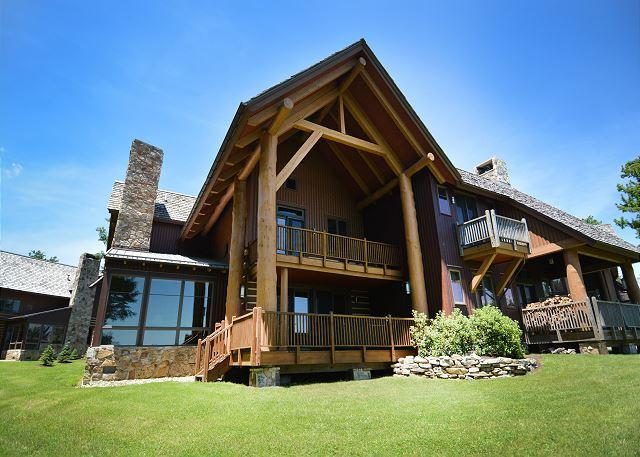 Magnificent Ski in/Ski out mountain home with all of the amenities! - Image 1 - McHenry - rentals