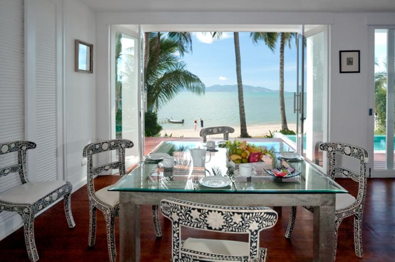 Villa 125 - Beach Front at Fisherman's Village - Image 1 - Bophut - rentals