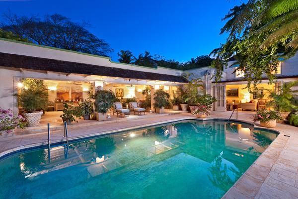 Old home of American ambassador. AA LMH - Image 1 - Barbados - rentals