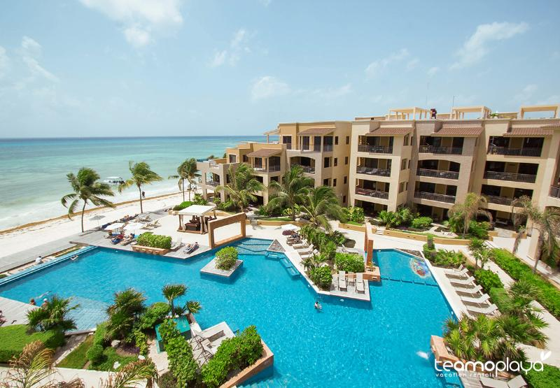 El faro - 1 BR Beachfront in the Heart of Playa del Carmen! - Playa del Carmen - rentals