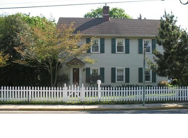 Historical home built in 1870 - Near Zoo,Stone Harbor, Cape May & Wildwood Beaches - Cape May Court House - rentals