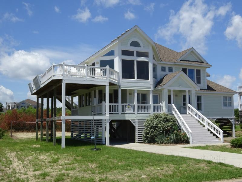 Beautiful semi-ocean front house - Semi-Ocnfrnt, Pool (Heat opt.), GreatViews, Luxury - Corolla - rentals