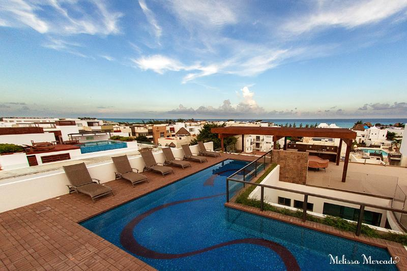 Klem - KLEM 206 - Luxury Condo Steps from Beach & 5th Ave - Playa del Carmen - rentals