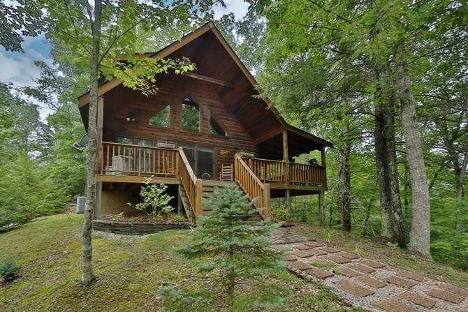 Peaceful Haven - Image 1 - Sevierville - rentals