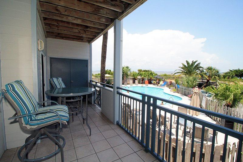 Savannah Beach & Racquet Club Condos - Unit C102 - Water Front - Swimming Pool - Tennis - Image 1 - Tybee Island - rentals