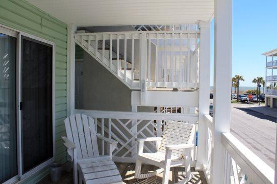 South Beach Ocean Condos - North - Unit 1 - Just Steps to the Beach - Ocean - Image 1 - Tybee Island - rentals
