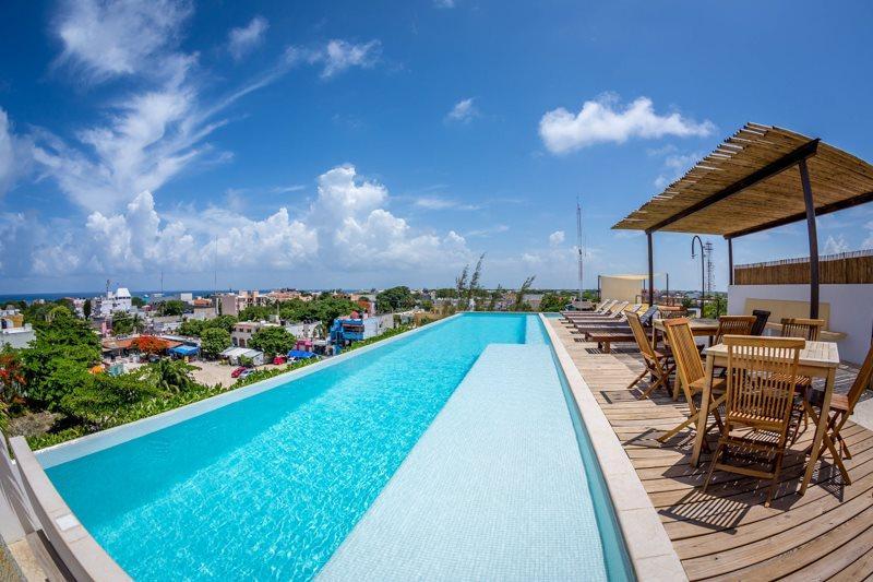 2015 Brand New 2 Bedroom home - Image 1 - Playa del Carmen - rentals