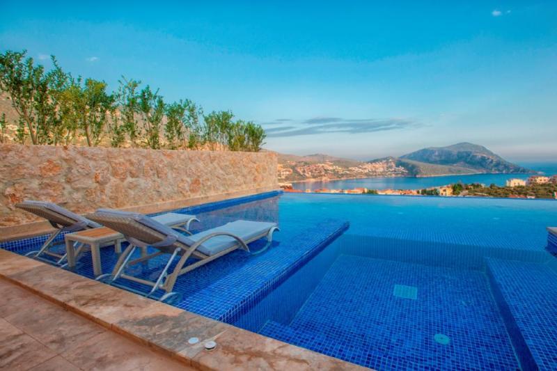 Aquamarine Villa - Image 1 - Kalkan - rentals