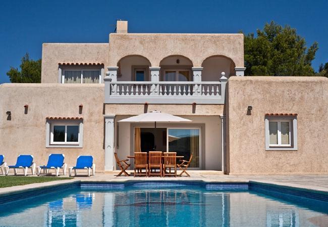 4 bedroom Villa in San Jose, Baleares, Ibiza : ref 2132892 - Image 1 - San Jose - rentals