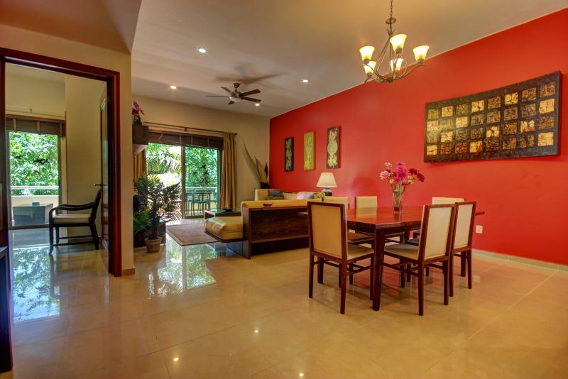 Palmar del Sol 203. 2 Bedroom apartment.Garden view.Second floor. - Image 1 - Playa del Carmen - rentals