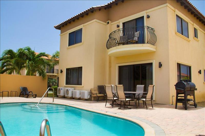 4 Bedroom Villa - Diamante 158 - Image 1 - Noord - rentals