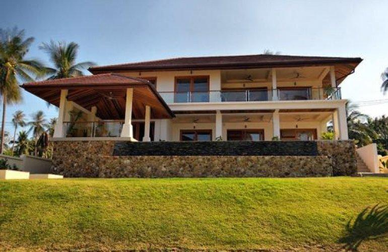 Villa 50 - Great Value 4 Bedrooms with Large Pool - Image 1 - Bophut - rentals