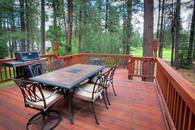 #192 COTTONWOOD Outstanding home on 16th Fairway of Plumas Pines Golf Resort - Image 1 - Plumas County - rentals