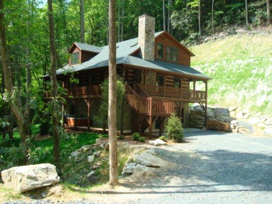 Little Creek Lodge - Image 1 - Banner Elk - rentals