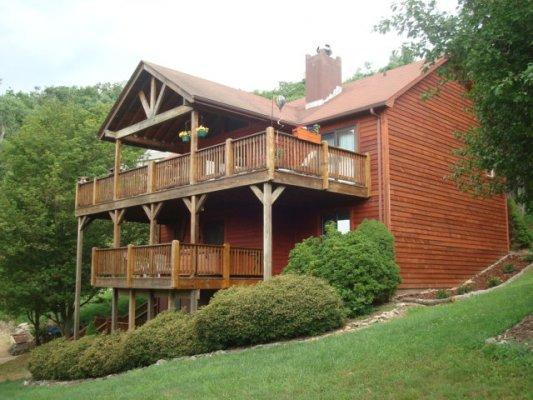 Steele Mountain Retreat - Image 1 - Blowing Rock - rentals