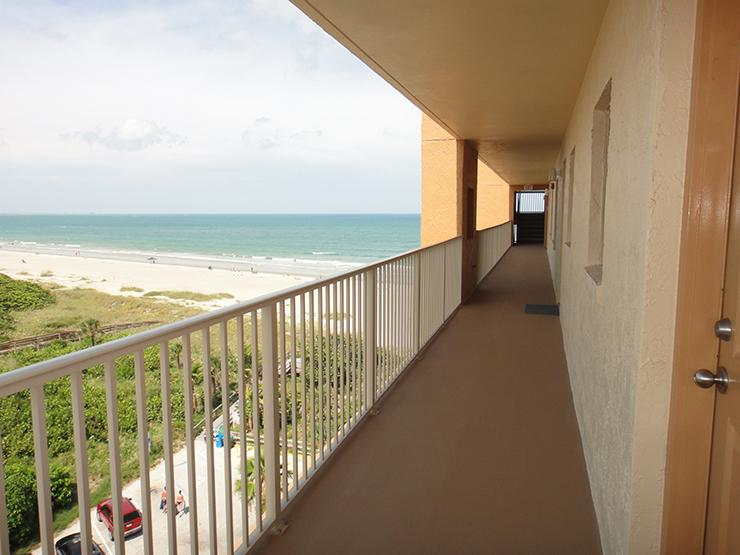 7520 Ridgewood Ave Unit #803 :: Cape Canaveral Vacation Rental - Image 1 - Cape Canaveral - rentals
