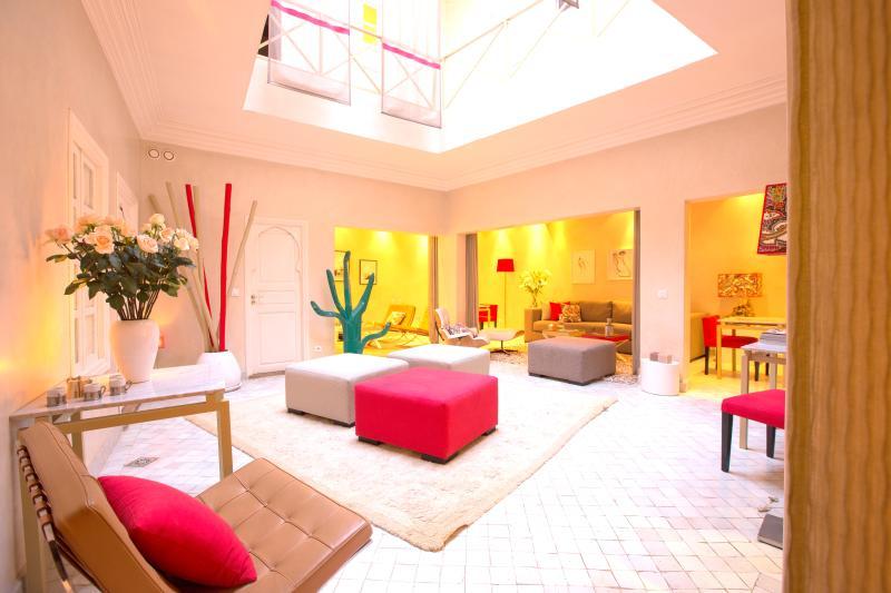 Riad Blanc - Image 1 - Marrakech - rentals