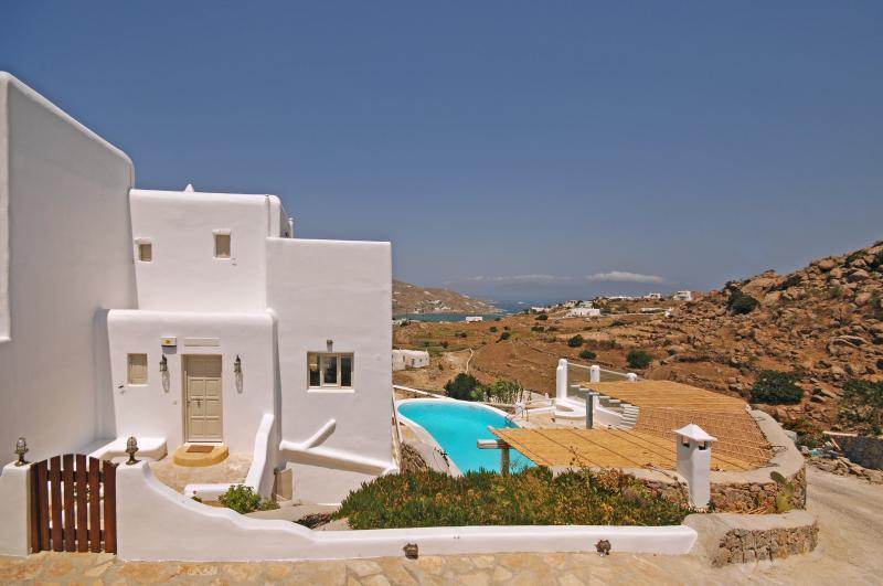 Villa Pitera - Image 1 - Ornos - rentals