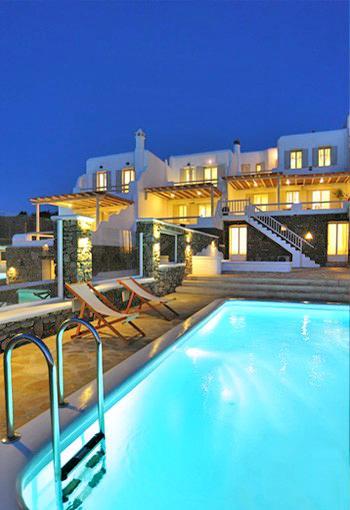 Villa Buros - Image 1 - Ornos - rentals