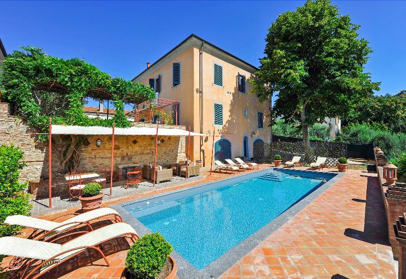 Villa Dania - Image 1 - Fabbrica di Peccioli - rentals
