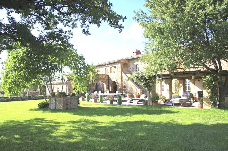Villa Dimora - Image 1 - Pienza - rentals