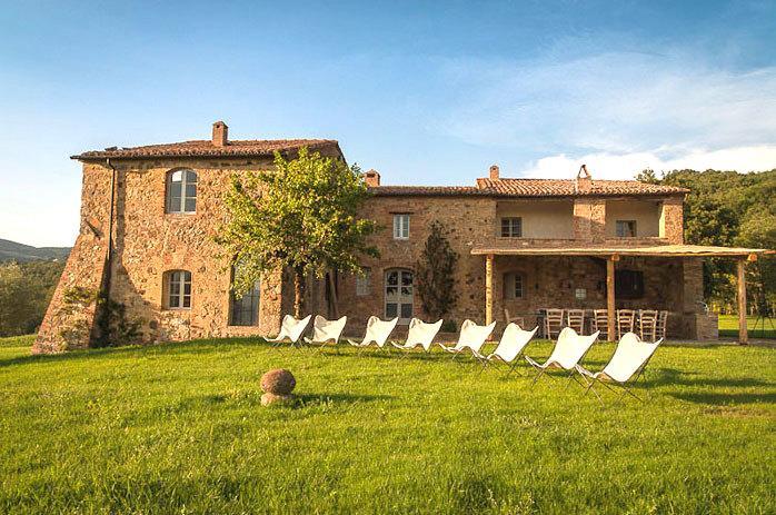 Villa Il Coccio - Image 1 - Sarteano - rentals