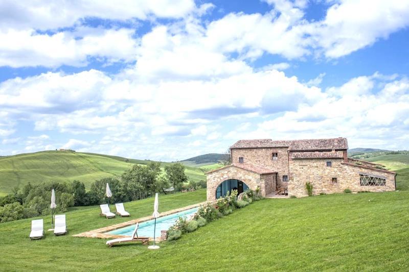 Villa Orcias - Image 1 - Pienza - rentals