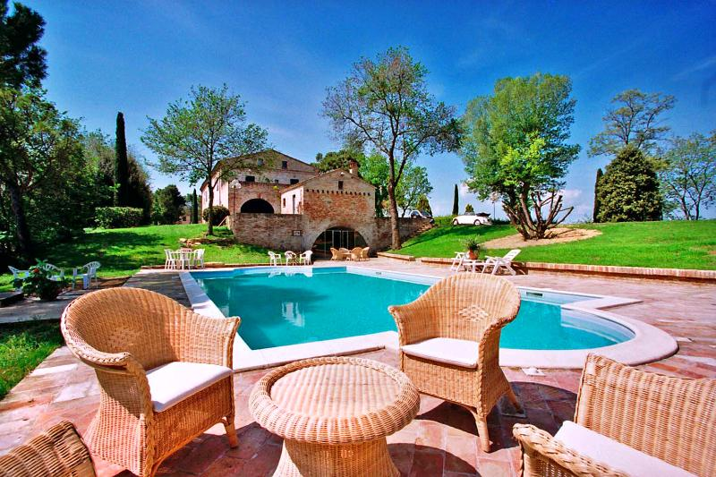 Villa San Rocco - Image 1 - Frontino - rentals