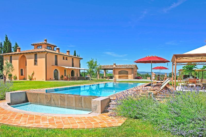 Villa La Fauci - Image 1 - Montelopio - rentals