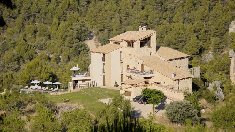 Torre Caballe - Image 1 - Fuentespalda - rentals