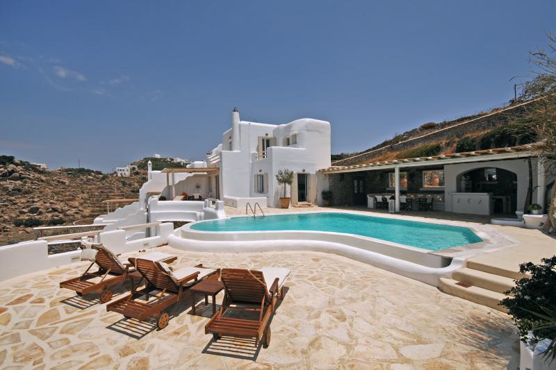 Villa Poulos - Image 1 - Ornos - rentals