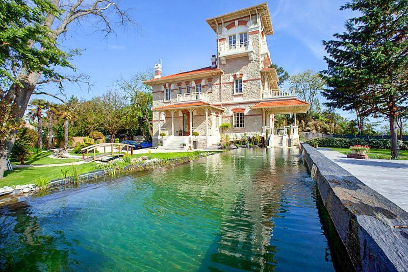 Villa Le Bassin - Image 1 - Taussat les Bains - rentals