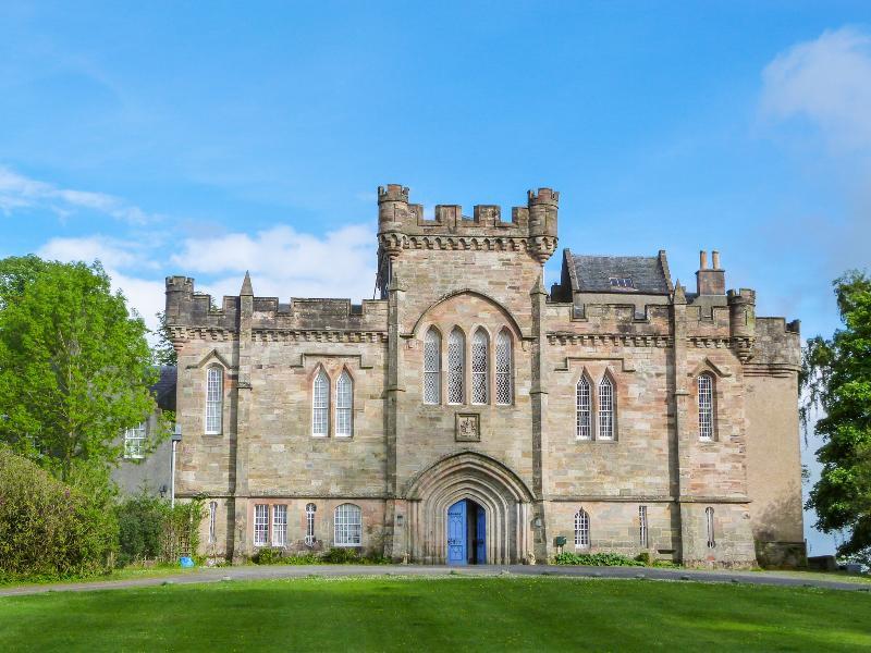 C13th Scottish Castle - Image 1 - Fenwick - rentals