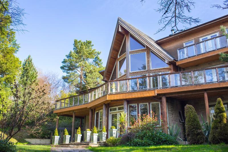 Linton Lodge - Image 1 - West Linton - rentals
