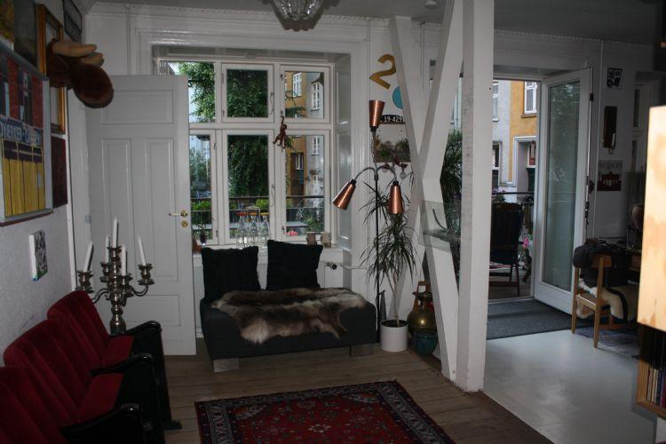 Nansensgade Apartment - Large Copenhagen apartment in a quiet neighborhood - Copenhagen - rentals