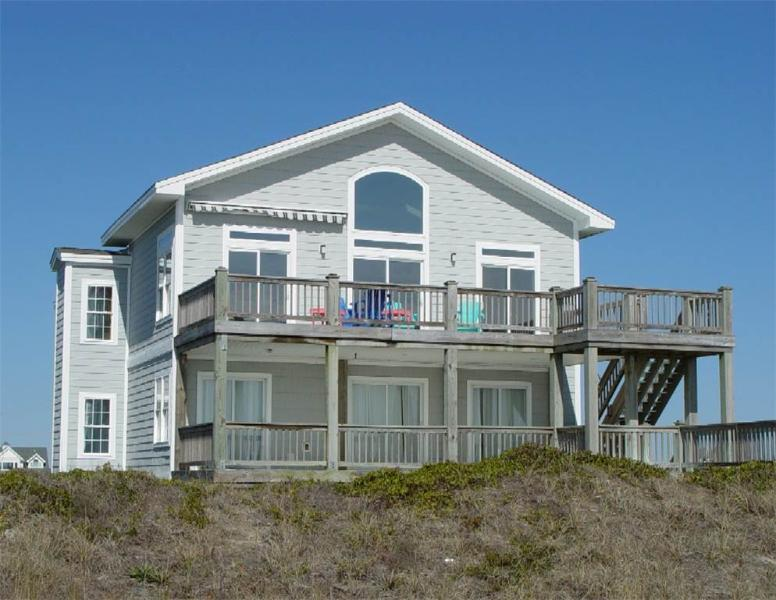 SEATREAT - Image 1 - Topsail Beach - rentals