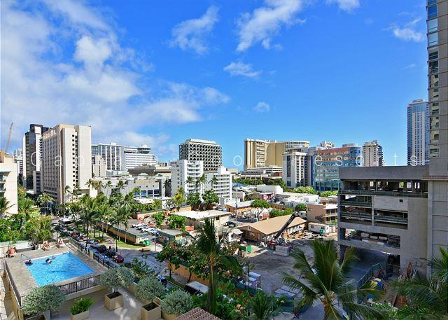 1-bedroom with full kitchen, AC, W/D, washlet, parking and WiFi!  Sleeps 4. - Image 1 - Waikiki - rentals