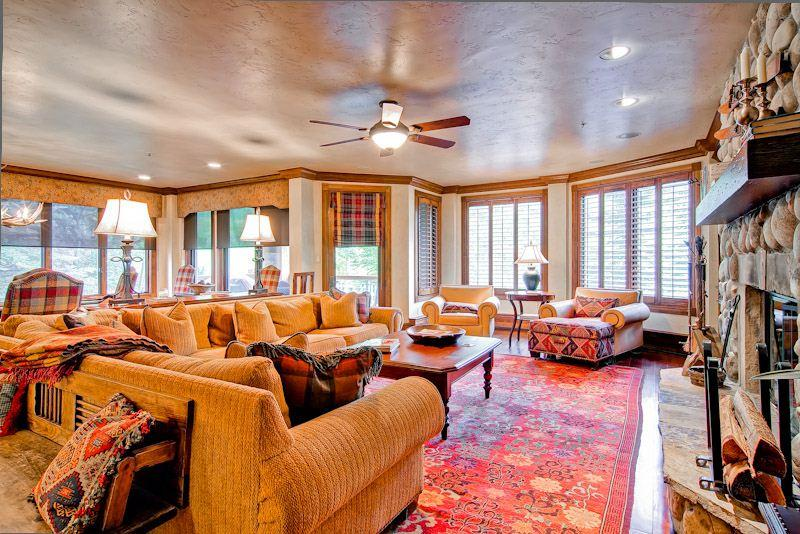 McCoy Peak Lodge 401 - Image 1 - Beaver Creek - rentals