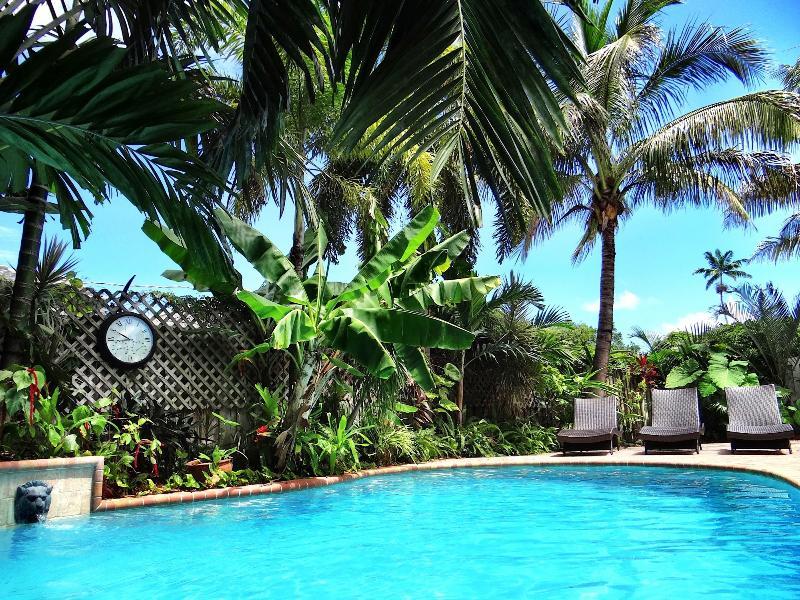 Secret Garden: Exotic Private Pool, BBQ, WiFi - Image 1 - Fort Lauderdale - rentals