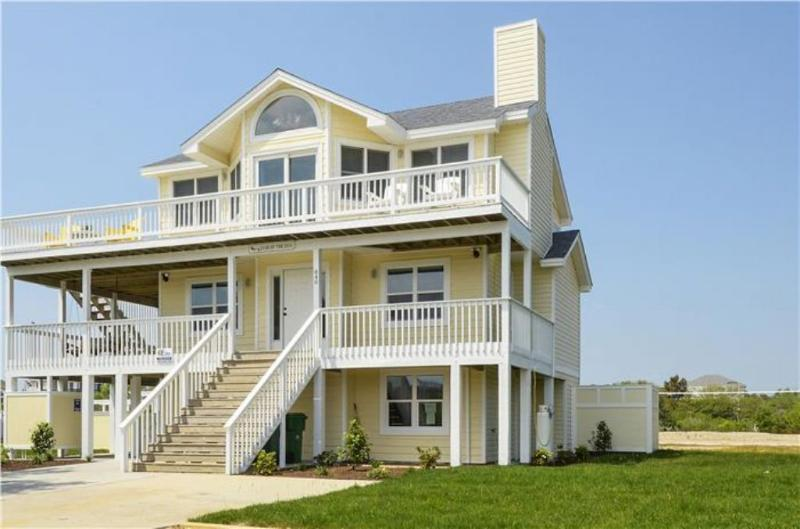 Front Elevation - Star of the Sea - Corolla - rentals