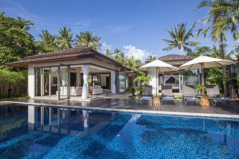 Villa 146 - Bophut Beach Front with Chef Service - Image 1 - Bophut - rentals