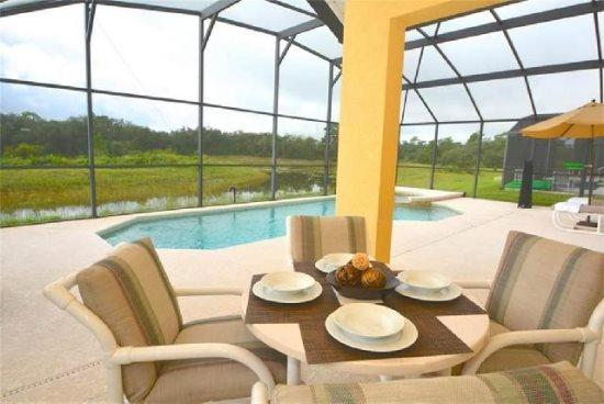 4 Bed 3 Bath Pool Home In Aviana Resort. 318VD. - Image 1 - Orlando - rentals