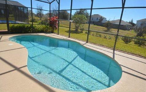 4 Bedroom West Stonebridge Pool Home. 548OBC - Image 1 - Four Corners - rentals
