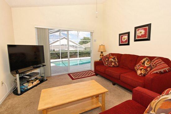 Florida Pines 4 Bedroom Pool Home. 141PLP - Image 1 - Orlando - rentals