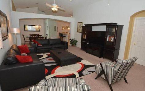 Deluxe 5 Bedroom Pool Home In Indian Creek. 2683OL - Image 1 - Orlando - rentals