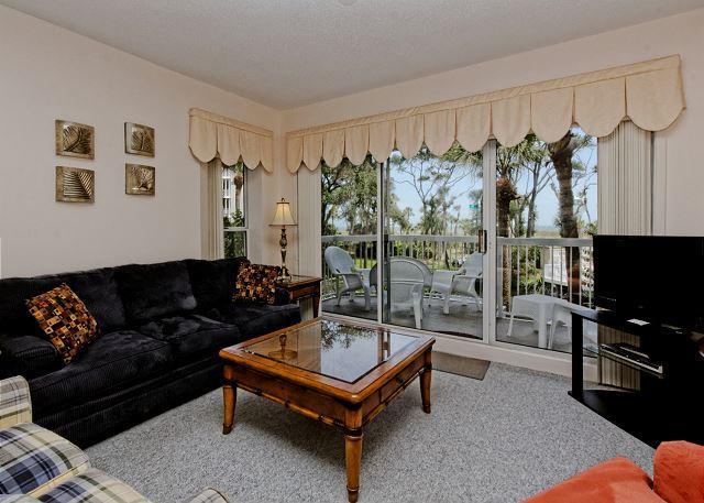 Barrington Arms 103 - Barrington Arms 103, 1 Bedroom, Oceanfront View, Heated Pool & Spa, Sleeps 4 - Hilton Head - rentals