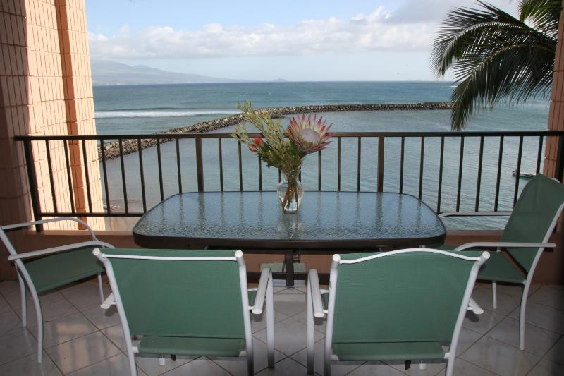 Picture yourself here! - 2 Bedroom Oceanfront Condo - Maalaea - rentals
