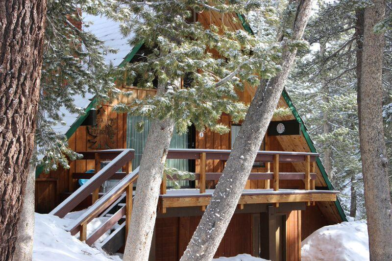 Chalet 23 Nestled in the Trees - Ski In/Ski Out Slope side cabin - Chalet #23 - Mammoth Lakes - rentals
