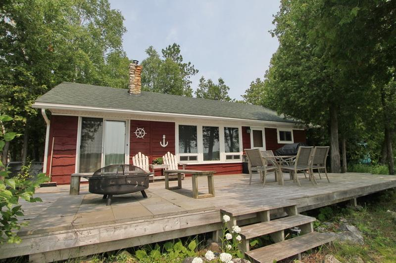 The Last Hope cottage (#985) - Image 1 - Miller Lake - rentals